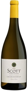 Scott Family Estate Dijon Clone Chardonnay 2011, Arroyo Seco, Monterey County Bottle