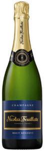 Nicolas Feuillatte Brut Réserve Champagne Bottle