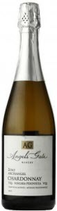 Angels Gate Archangel Chardonnay Brut 2010, VQA Niagara Peninsula Bottle