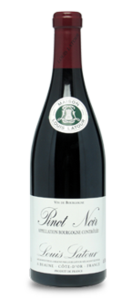Louis Latour Pinot Noir 2010, Burgundy Bottle