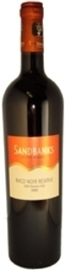 Sandbanks Estate Baco Noir 2011, Ontario VQA Bottle