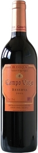 Campo Viejo Reserva 2007, Rioja Bottle