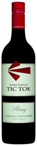 Tic Tok Pocketwatch Shiraz 2010, Frankland River, Mudgee & Mclaren Vale Bottle
