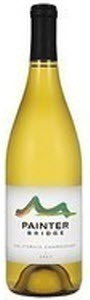Painter Bridge Chardonnay 2010, California Bottle
