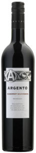 Argento Cabernet Sauvignon 2011, Mendoza Bottle