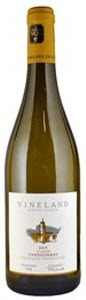 Vineland Estates Unoaked Chardonnay 2010 Bottle