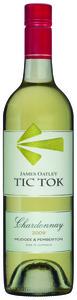James Oatley Tic Tok Chardonnay 2009, Mudgee & Pemberton Bottle