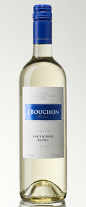 J. Bouchon Sauvignon Blanc 2010, Maule Valley Bottle