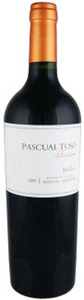 Pascual Toso Reserve Malbec 2009, Barrancas Vineyards, Mendoza Bottle
