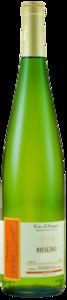 Domaine Ehrhart Pfohl Riesling 2011, Alsace Bottle