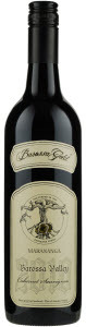 Tscharke Barossa Gold Marananga Cabernet Sauvignon 2010, Barossa Valley, South Australia Bottle