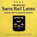 Chateau Smith Haut Lafitte 2005 Bottle