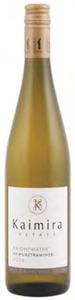 Kaimira Gewurztraminer 2010, Brightwater, Nelson Bottle