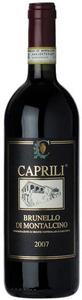 Caprili Brunello Di Montalcino 2007 Bottle