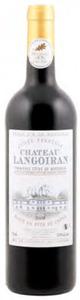 Château Langoiran Cuvée Prestige 2008, Ac 1er Côtes De Bordeaux Bottle