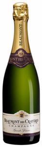 Beaumont Des Crayeres Grande Réserve Brut Champagne Bottle