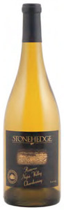 Stonehedge Reserve Chardonnay 2010, Napa Valley Bottle