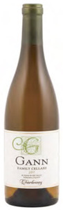 Gann Chardonnay 2007, Russian River Valley, Sonoma County Bottle