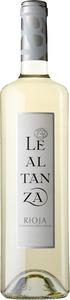 Lealtanza White 2011, Doca Rioja Bottle