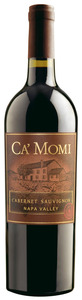 Ca' Momi Cabernet Sauvignon 2009, Napa Valley Bottle