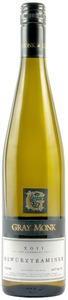 Gray Monk Gewurztraminer 2011, BC VQA Okanagan Valley Bottle