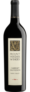 Mount Veeder Cabernet Sauvignon 2009, Napa Valley Bottle