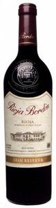 Rioja Bordón Gran Reserva 2004, Doca Rioja Bottle