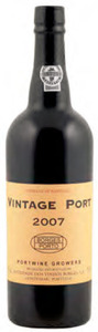 Borges Vintage Port 2007, Doc Douro, Btld. 2009 Bottle