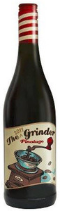 The Grinder Pinotage 2011, Wo Swartland Bottle