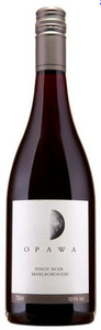 Opawa Pinot Noir 2010, Marlborough, South Island Bottle