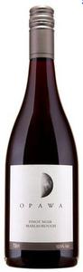 Opawa Pinot Noir 2010, Marlborough, South Island Bottle