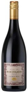 Sacred Hill Deerstalkers Syrah 2010, Hawkes Bay Bottle