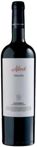 Albret Crianza 2009, Do Navarra Bottle