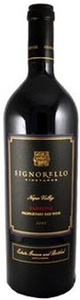 Signorello Padrone Proprietary Red 2007, Napa Valley Bottle