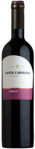Santa Carolina Merlot 2011 Bottle