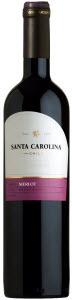 Santa Carolina Merlot 2011 Bottle