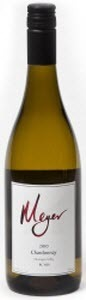 Meyer Family Okanagan Valley Chardonnay 2011 Bottle