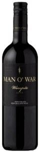 Man O' War Warspite 2010, Ponui Island Bottle