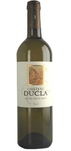 Chateau Ducla 2011 White 2011 Bottle