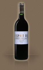 Esprit De Preuillac 2008 Bottle