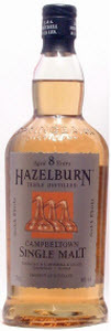 Hazelburn 8 Years Old Single Malt, Campbeltown Bottle