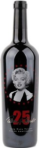 Marilyn 25 Silver Anniversary Merlot 2009, Napa Valley Bottle