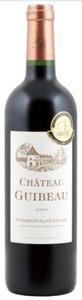 Château Guibeau 2009, Ac Puisseguin St Emilion Bottle