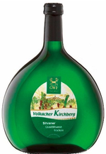 Volkacher Kirchberg Trocken Silvaner 2011, Qualitätswein, Franken Bottle