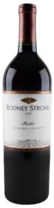 Rodney Strong Merlot 2008, Sonoma County Bottle