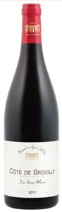 Collin Bourisset Les Terres Bleues Brouilly 2011, Ap Bottle