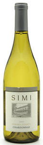 Simi Chardonnay 2010, Sonoma County Bottle