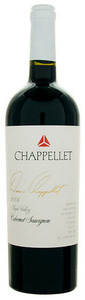 Chappellet Signature Cabernet Sauvignon 2009, Napa Valley Bottle