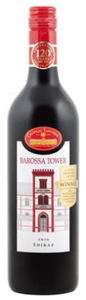 Chateau Tanunda Barossa Tower Shiraz 2010, Barossa Bottle