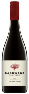 Dashwood Pinot Noir 2010, Marlborough, South Island Bottle